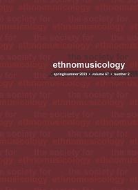 Ethnomusicology cover