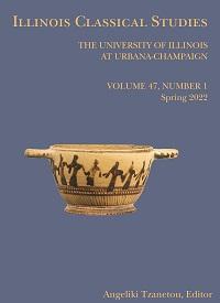 Illinois Classical Studies cover