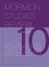 Mormon Studies Review  cover